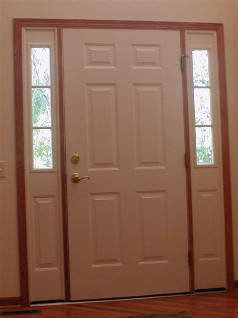 sidelights front door how to choose a front door with sidelights interior