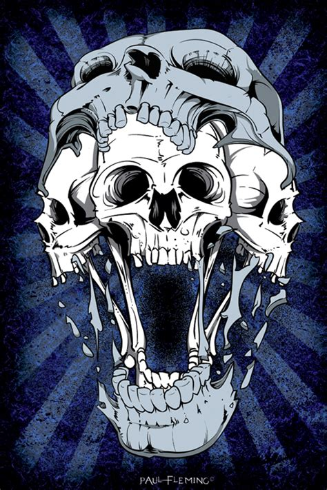skull in skull by oblivion design on deviantart