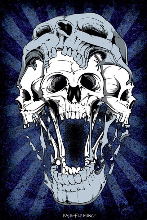 skull in skull by oblivion design on deviantart