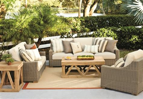 ballard designs patio furniture sutton collection outdoor dining contemporary patio