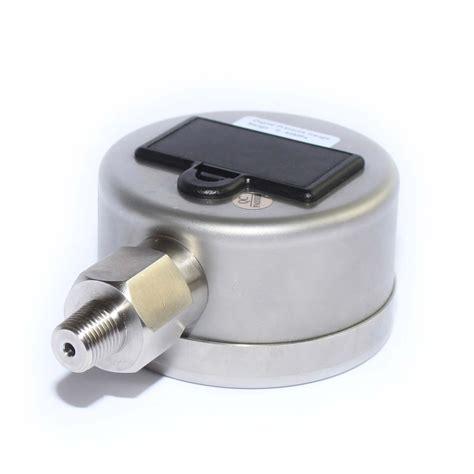 Digital Hydraulic Pressure 3 15 10000psi 24vdc Npt1 4 Back Ent 3 15 quot 700bar 10000psi npt1 4 digital hydraulic pressure