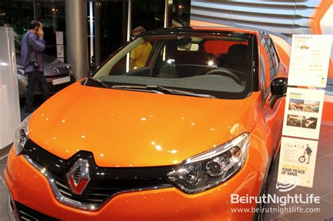 renault lebanon renault lebanon launches the first renault store in the