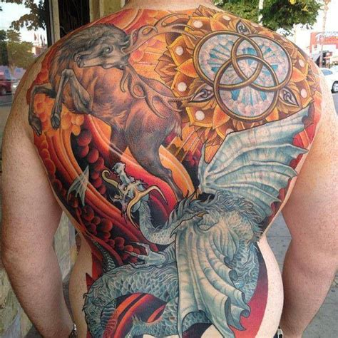 fire and ice tattoo 10 outstanding of thrones tattoos the most shocking