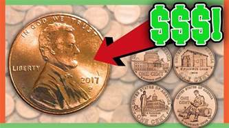rare valuable pennies worth money coins in your pocket change youtube