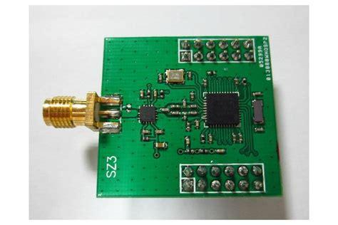 Zigbee Module cc2530 zigbee module from exlene on tindie