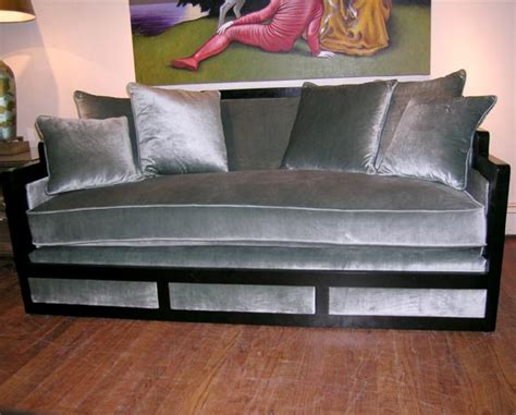 orient sofa style sofa in a beautiful silk velvet upholstery