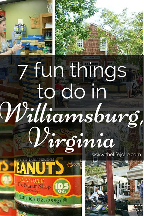 7 Interesting Things To Do In A Traffic Jam by 7 Things To Do In Williamsburg Virginia