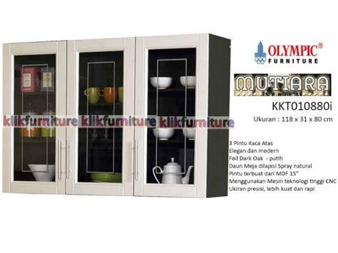 Tarikan Lemari Kitchen Set 12cm Promo Termurah kkt 010880 3 pintu atas harga kitchen set olympic mutiara