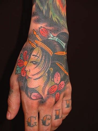 japanese tattoo on hand japanese tattoos