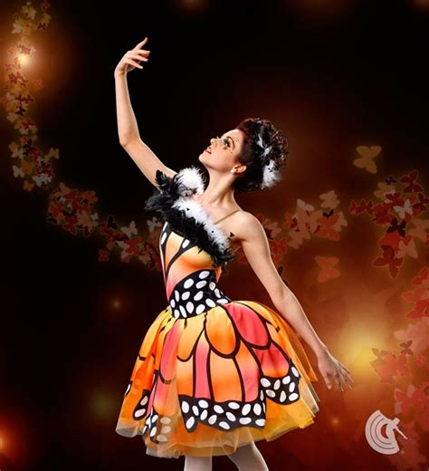 curtain call dance when this is my pointe costume butterflies curtain call