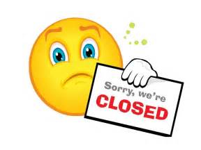 office closed sign template gateway mental health association gateway closed on