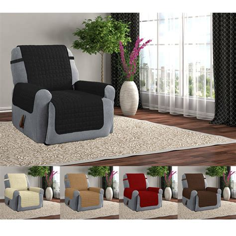 Protectors For Pets by Quilted Microfiber Furniture Recliner Pet Protector Cover