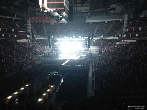 Section 112 Toyota Center Toyota Center Section 112 Concert Seating Rateyourseats