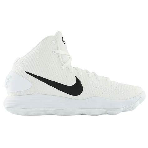 kickz basketball shoes nike hyperdunk 2017 tb white black bei kickz
