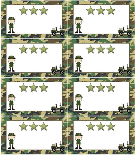 camo template free printable camo new calendar template site