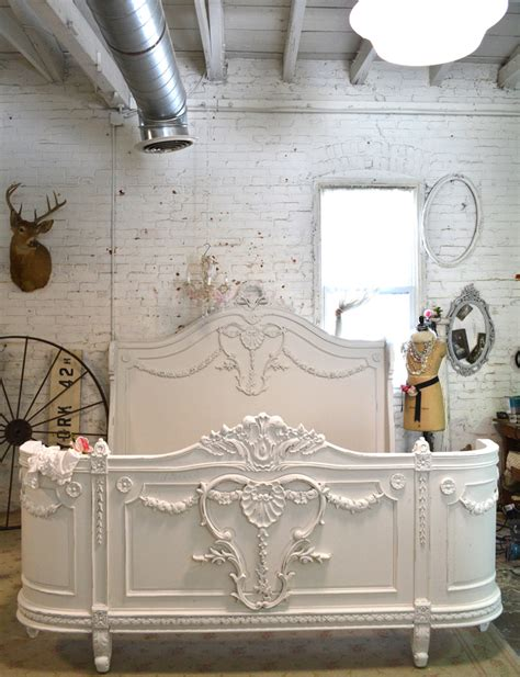 Painted Cottage Furniture by Painted Cottage Shabby Bed Bd732