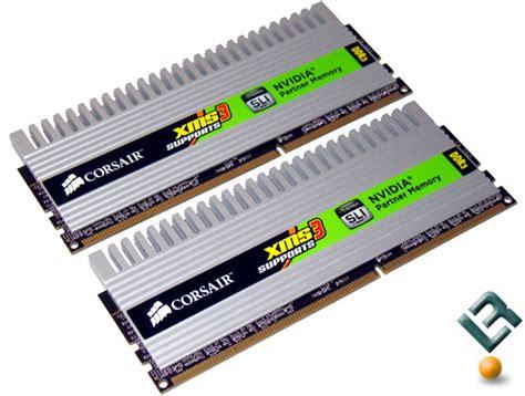 Memory Corsair 4gb Ddr3 corsair 4gb ddr3 1600mhz cl9 memory kit review legit reviewscorsair tries out samsung memory ic s