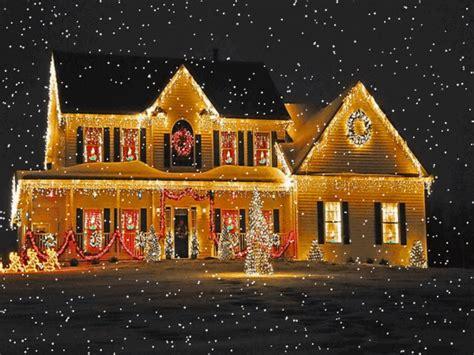 fotos uñas decoradas navidad paisajes animados paisaje animado de navidad 1