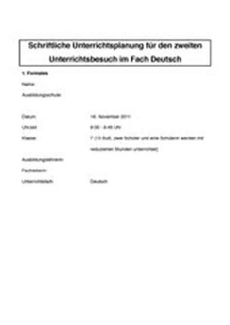 bericht schreiben unterrichtsentwurf 4teachers lehrproben unterrichtsentw 252 rfe und unterrichtsmaterial f 252 r lehrer und referendare
