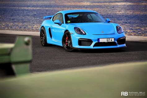 Color Combination With Orange miami blue porsche cayman gt4 is why we love porsche