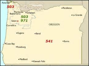 oregon area code map find phone numbers addresses more whitepages