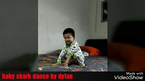 baby shark youtube dance baby shark dance by dylan youtube