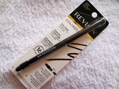 Review Revlon Colorstay Eyeliner by Revlon Black Brown Colorstay Eyeliner Review
