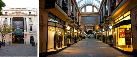 Shopping Centres in Nottingham