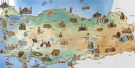 turkey archaeological sites map about turkey turkey informations