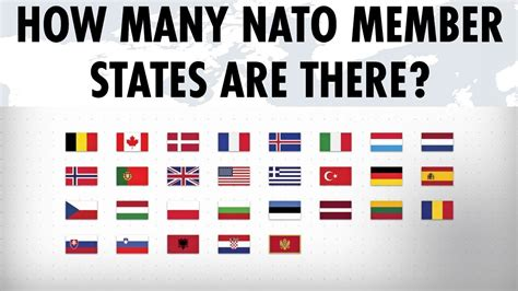 how many are there how many nato member states are there