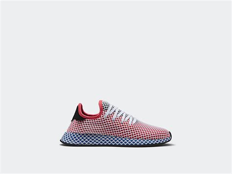 Lu Projie Fino Fi scarpe primavera estate 2018 adidas lancia deerupt