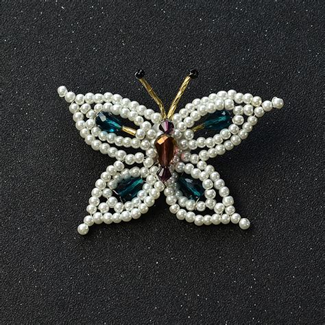 beaded butterfly craft beaded butterfly family crafts