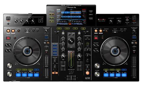 alat dj standalone rekordbox dj system pioneer xdj rx