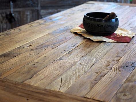 tavoli di legno grezzo tavolo industrial in offerta legno grezzo di noce india