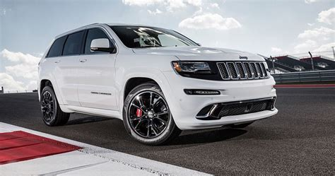 Chrysler Jeep Srt 2016 Jeep Grand Srt 174 A Powerful Ride