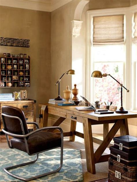 Newport Country Style Home Office 50 Dramatic Masculine Home Office Designs Comfydwelling