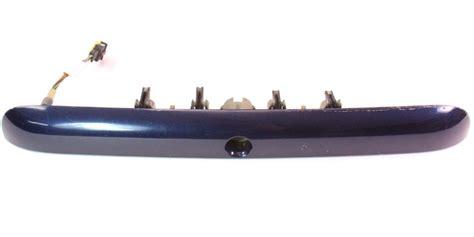 Auther Paket Handle Wagon R Chrome 1 trunk lid handle license plate lights 98 01 vw passat b5 ln5y 3b0 827 577 a
