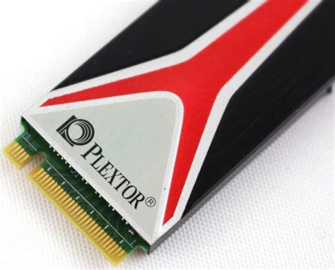 Ssd Heat Sink plextor m8peg 256gb m 2 nvme ssd with heatsink review