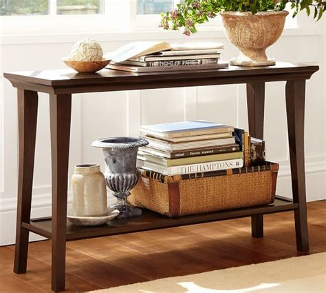 Pottery Barn Console Table by Metropolitan Console Table Pottery Barn