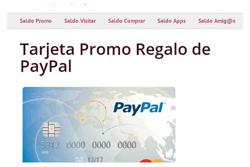 coupon regalo paypal