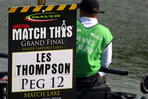 How To Win Big Money - match blog tues how to win big money fishing competitions angler s mail