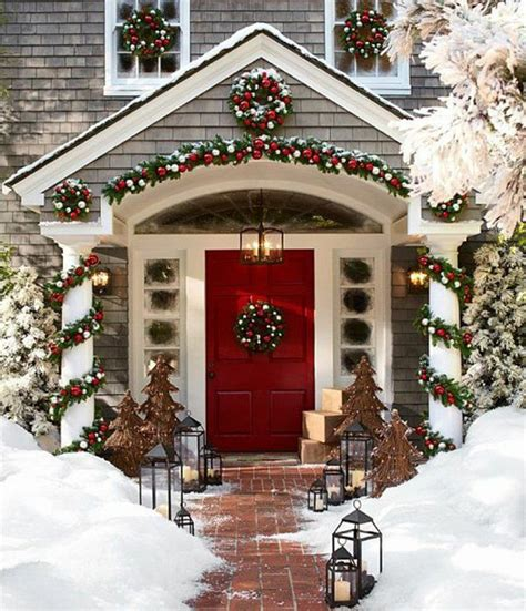Pictures Of Christmas Decorating Ideas For The Home weihnachtsdeko ideen originelle dekoideen f 252 r eine
