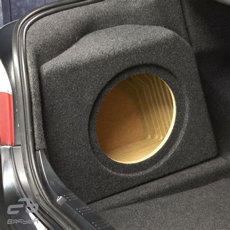basser bmw   sedan  fit box subwoofer enclosure