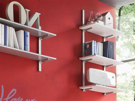 libreria a mensole libreria modulare a mensole evolution 90