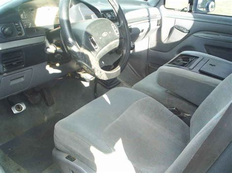 1995 Ford F250 Interior by 1995 Ford F 250 4x4 Powerstroke At Alpine Motors