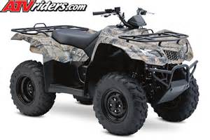 Suzuki King Atv 2011 Suzuki King 400asi 4x4 Utiltiy Atv Model Specs