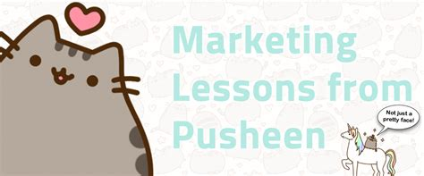 8 Lessons We Can Learn From Brad And Ange by 8 Marketing Lessons We Can Learn From Pusheen