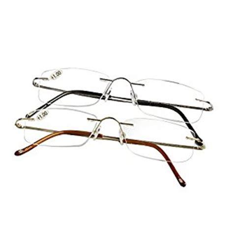 liansan titanium lightweight reading glasses