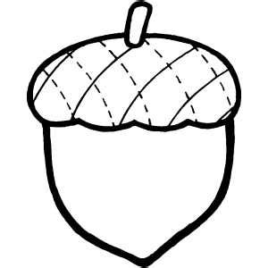 acorn coloring pages acorn coloring page