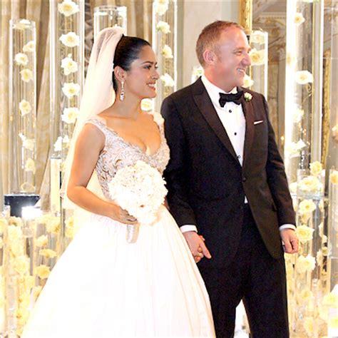 Salma Hayek Is And Engaged weddings in italy bellissimo wedding